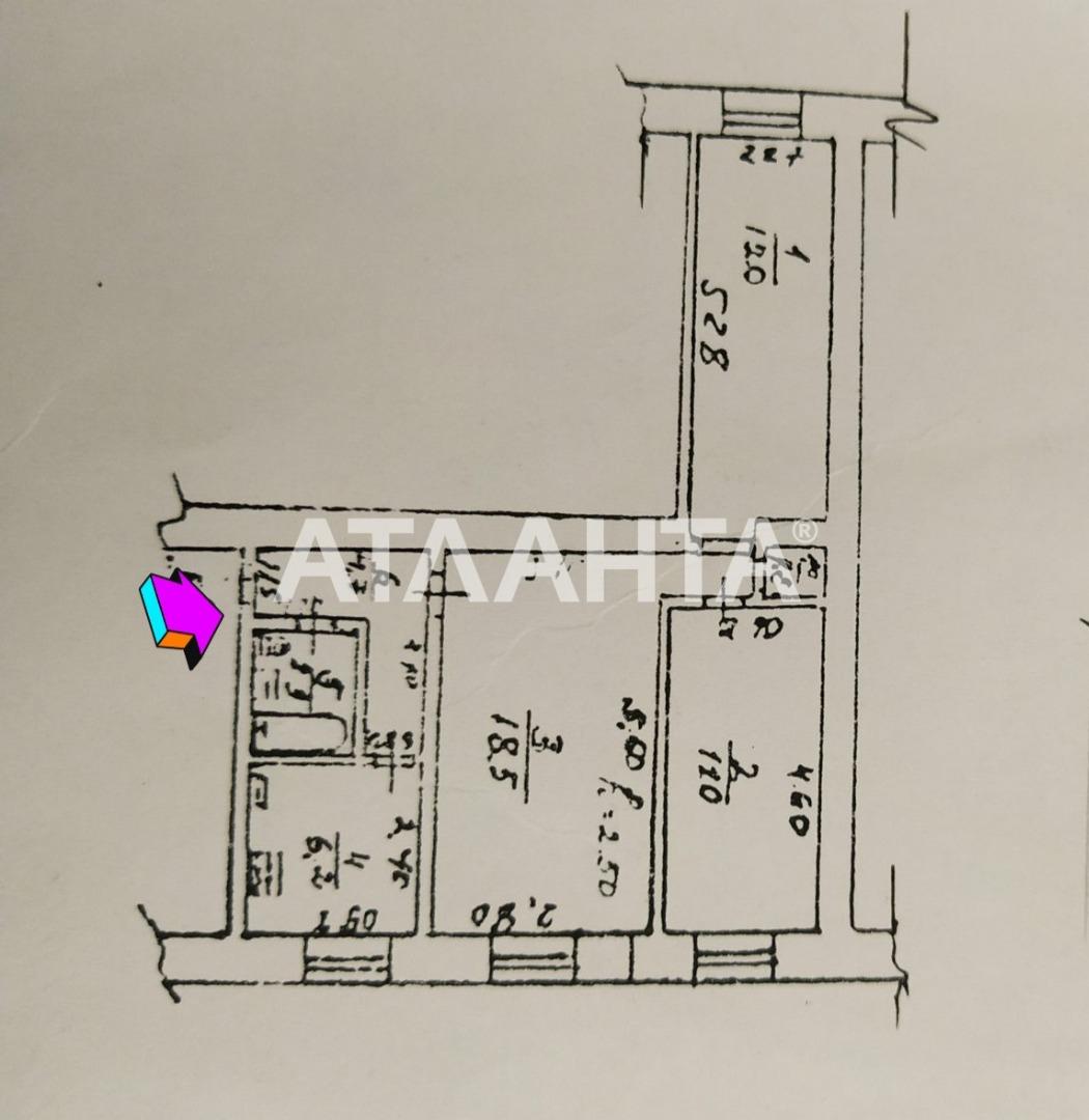 продажа трехкомнатной квартиры номер A-165840 в Приморском районе, фото номер 4